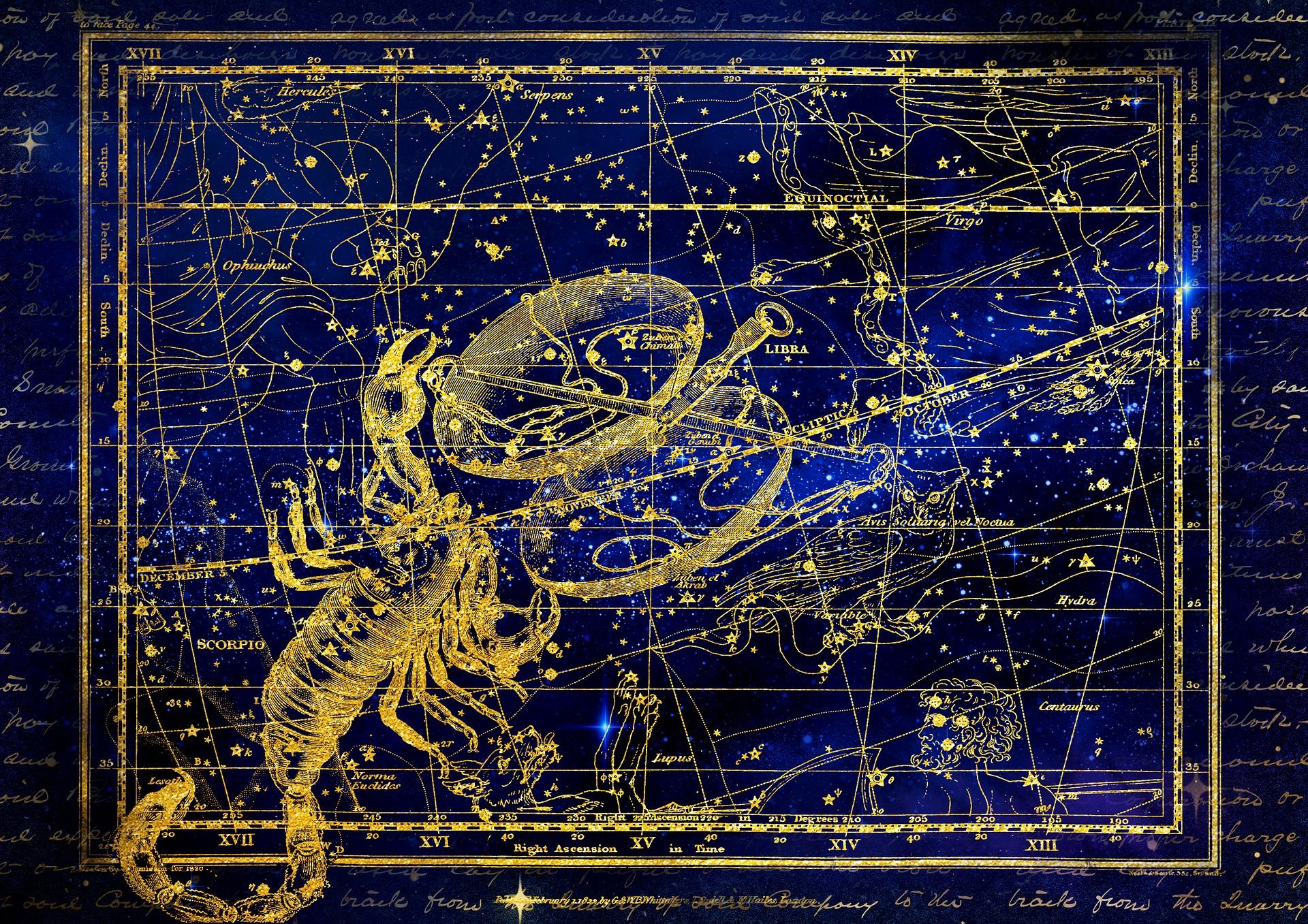 Le Scorpion – Du 23 octobre au 21 novembre