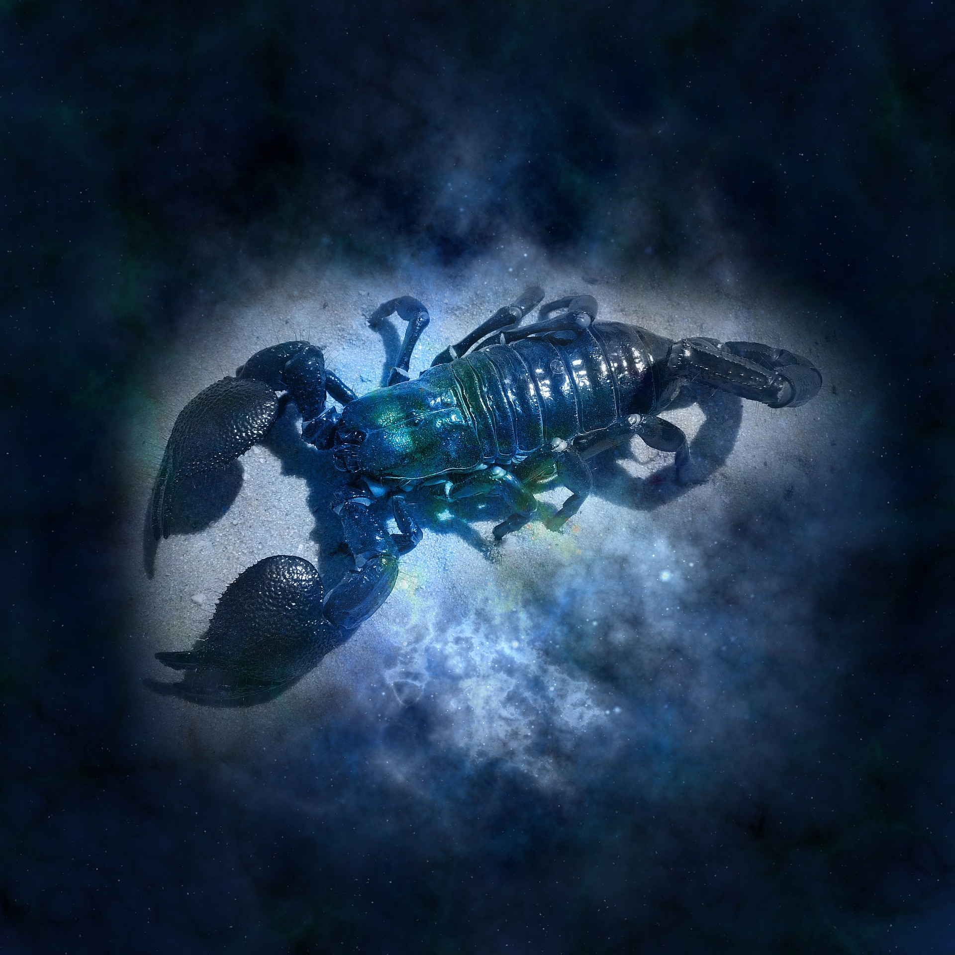 Mercure rétrograde en Scorpion octobre 2020